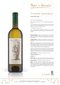 TRAMINER AROMATICO 2018 [Pojer & Sandri] 75cl - Once Upon A Vine Singapore