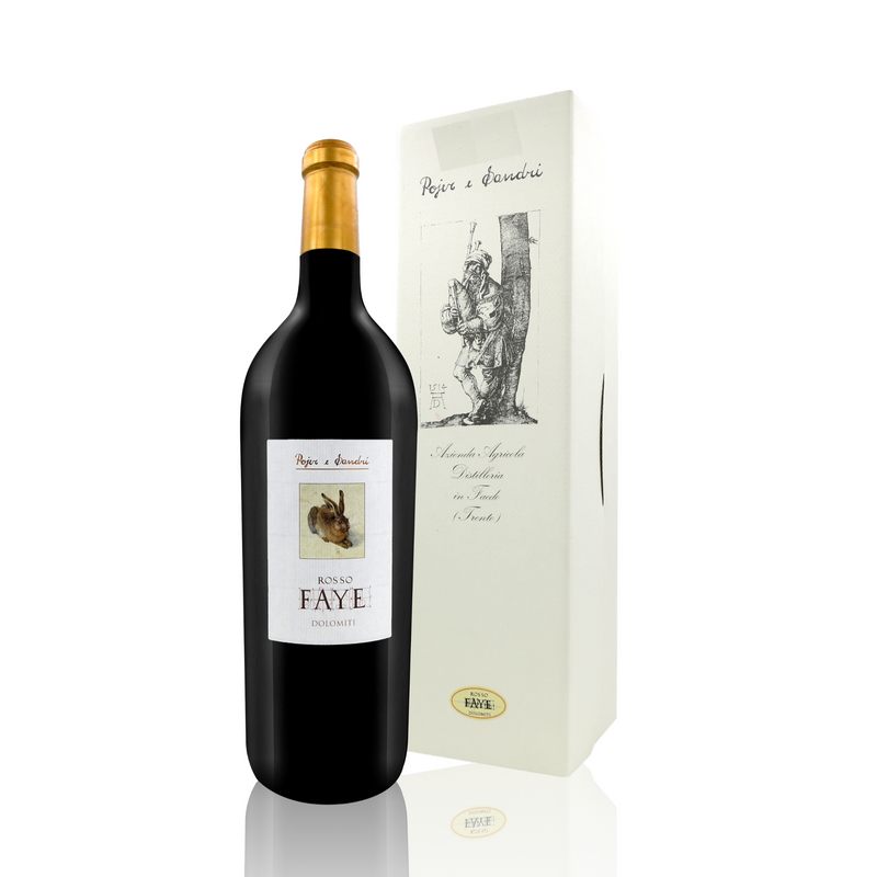 ROSSO FAYE 2015 [Pojer & Sandri] 150cl - Once Upon A Vine Singapore