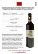 MONTEFALCO SAGRANTINO 2004 [Signae] 75cl - Once Upon A Vine