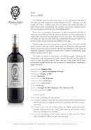 SRU 2015 [Monchiero Carbone] 75cl - Once Upon A Vine