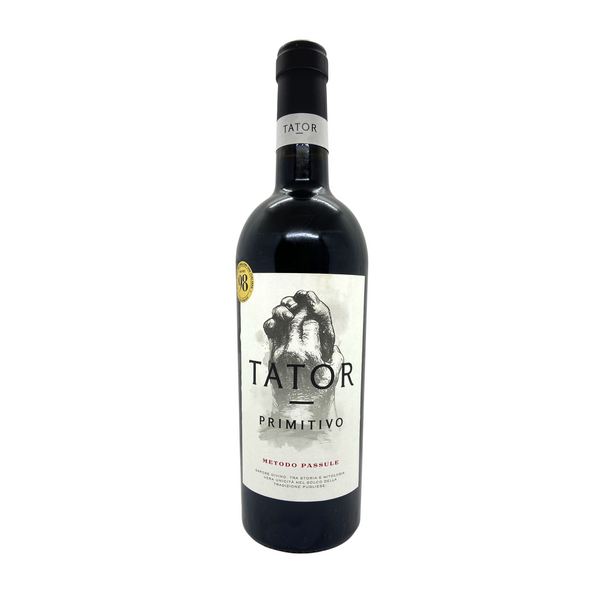 TATOR 2018 [Poggio Le Volpi] 75cl - Once Upon A Vine Singapore