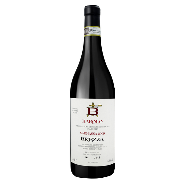 BAROLO Sarmassa 2009 [Brezza] 75cl - Once Upon A Vine Singapore