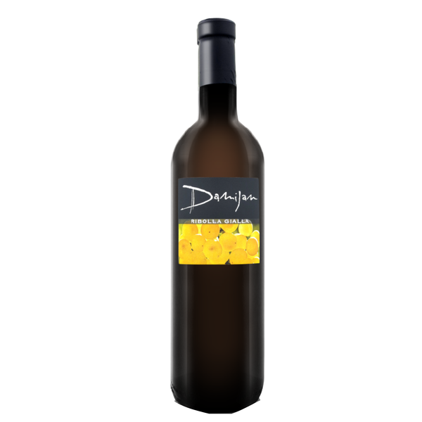 RIBOLLA GIALLA 2015 [Damijan Podversic] 75cl - Once Upon A Vine Singapore