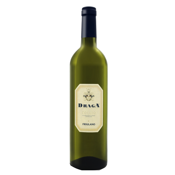 FRIULANO 2012 [Draga] 75cl - Once Upon A Vine