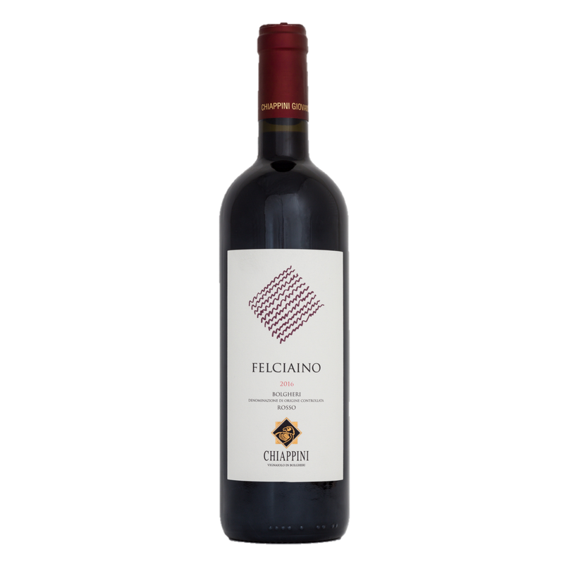 FELCIAINO 2016 [Chiappini] 75cl - Once Upon A Vine Singapore