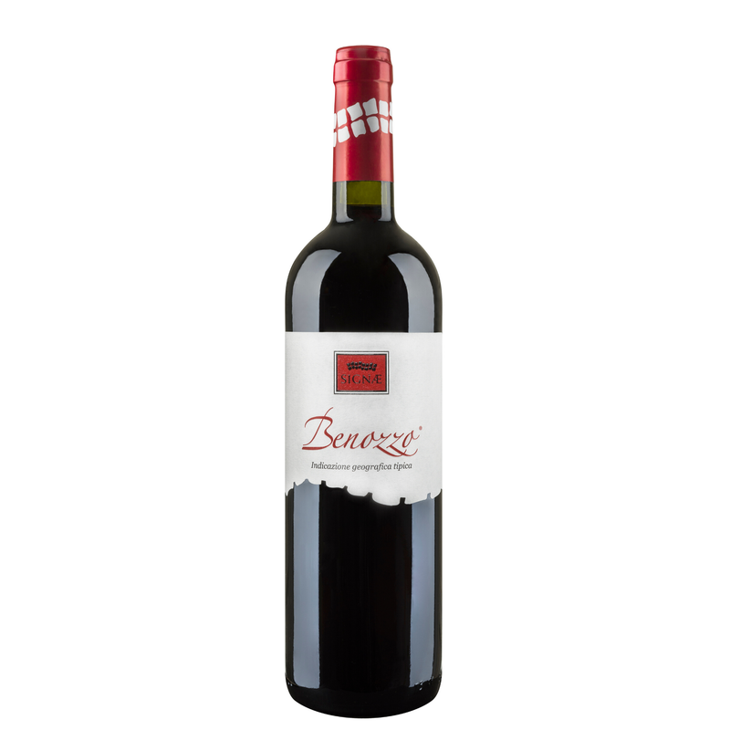BENOZZO 2015 [Signae] 75cl - Once Upon A Vine Singapore