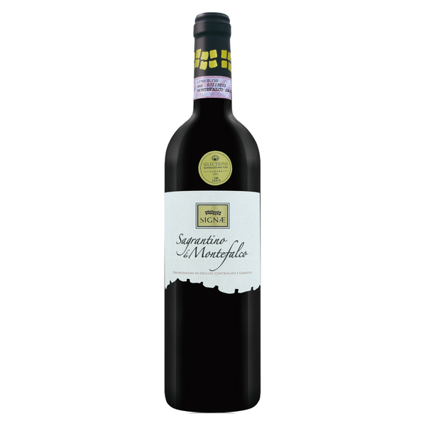 MONTEFALCO SAGRANTINO 2011 [Signae] 75cl - Once Upon A Vine Singapore