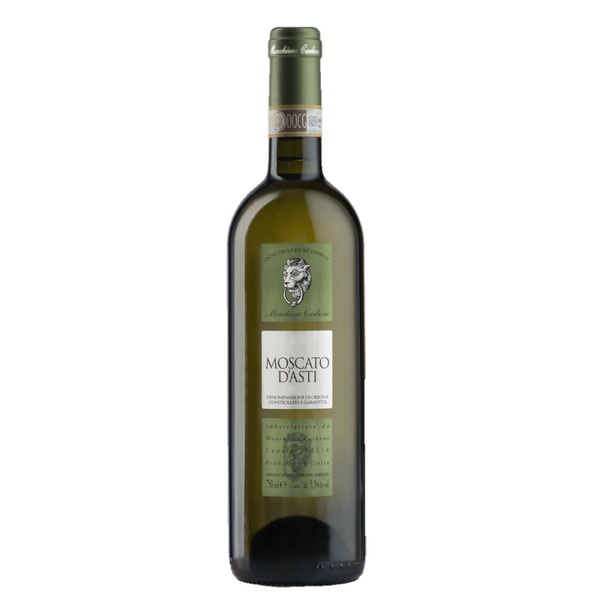 MOSCATO D'ASTI 2018 [Monchiero Carbone] 75cl - Once Upon A Vine Singapore