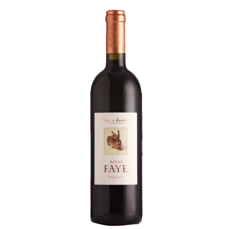 ROSSO FAYE 2013 [Pojer & Sandri] 75cl - Once Upon A Vine Singapore