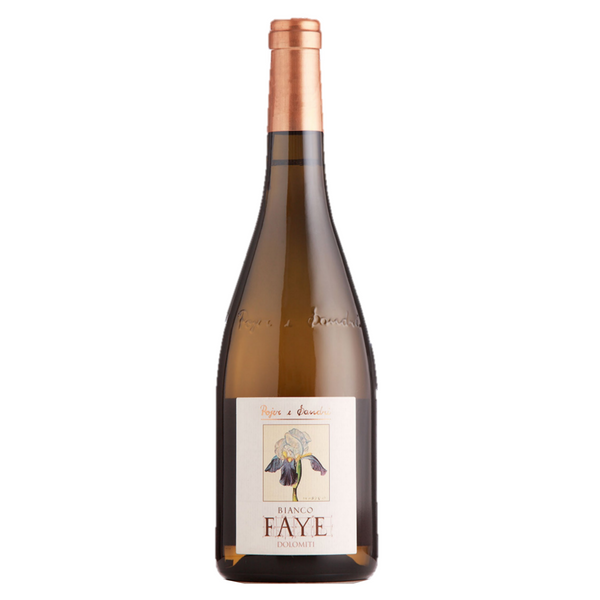BIANCO FAYE 2016 [Pojer & Sandri] 75cl - Once Upon A Vine Singapore