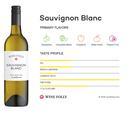 SAUVIGNON 2018 [Draga] 75cl - Once Upon A Vine