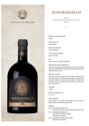 SUSUMANIELLO 2020 [Poggio Le Volpi] 75cl - Once Upon A Vine