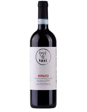 RIPASSO Valpolicella Superiore 2016 [Tasi] 75cl - Once Upon A Vine Singapore