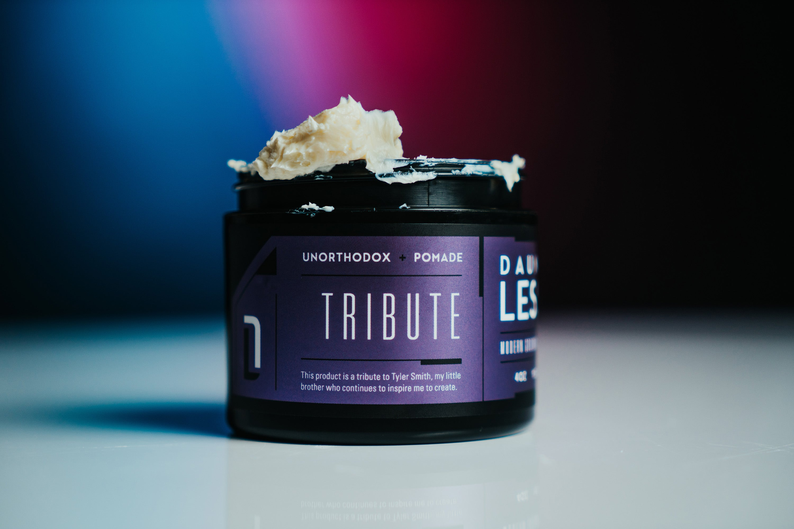 Tribute Firm Hold Pomade