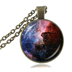 Great Space Life Necklace