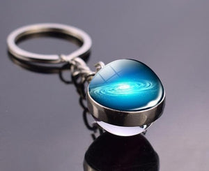 Great Space Life Keyring