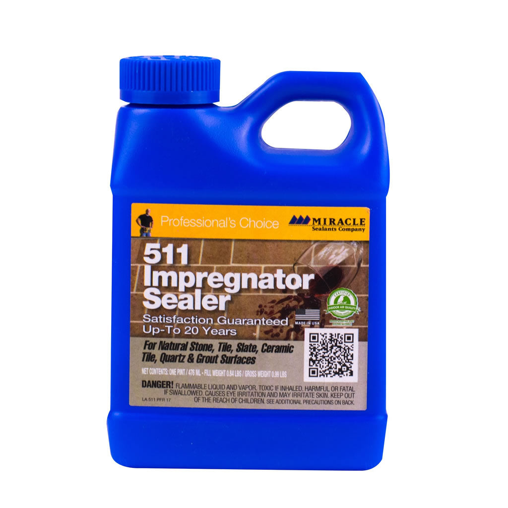 Sellador para mármoles y granitos - 511 Impregnador - Miracle Sealants