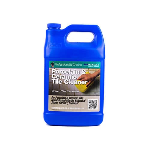 Jabón especial para porcelanatos y cerámicas - Porcelain & Ceramic Tile Cleaner - Miracle Sealants