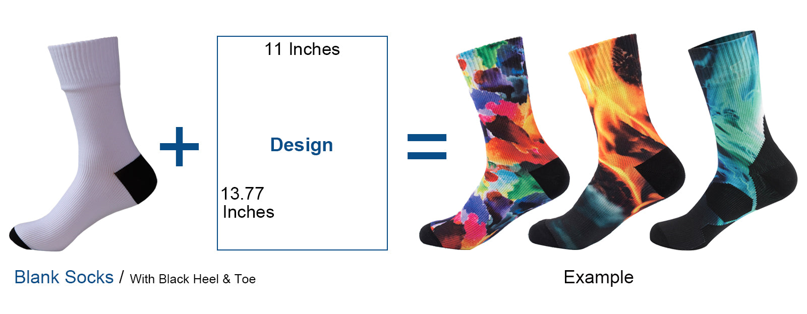 randy sun custom waterproof socks