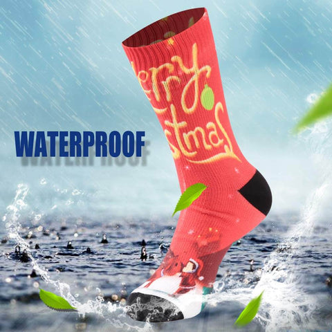 Waterproof Breathable Socks Mid Calf