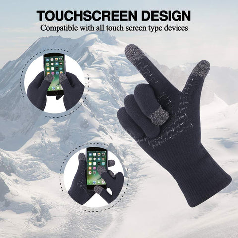 touchscreen outdoor gloves