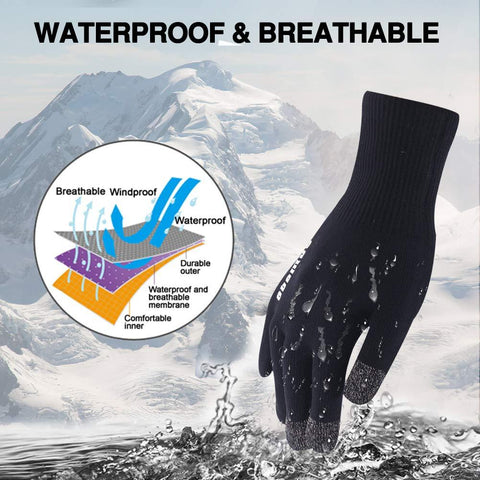 waterproof breathable gloves
