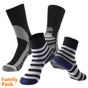 waterproof socks family pack