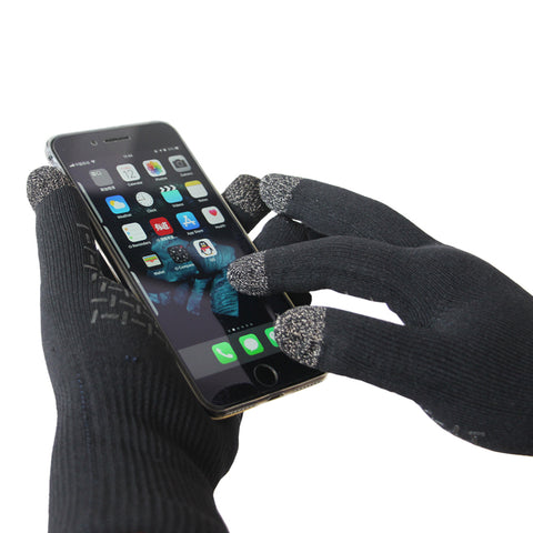 Merino Wool Touchscreen Waterproof Gloves