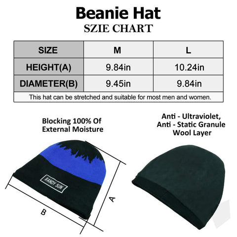wateroroof hat size