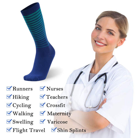 compression socks teacher nurse
