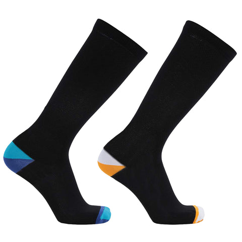 black compression socks