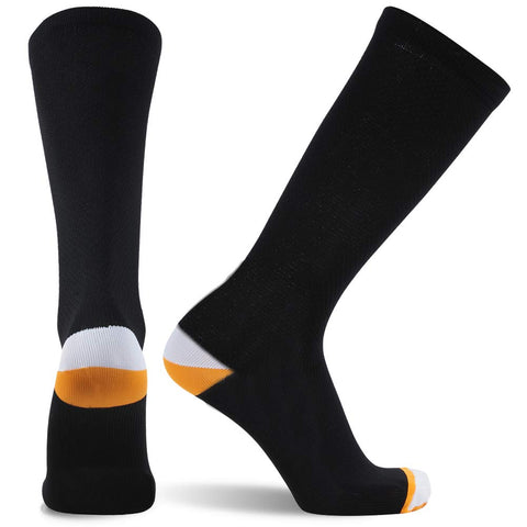 compression socks orange