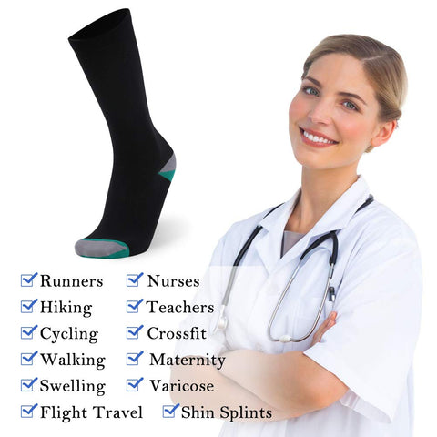 compression socks nurse