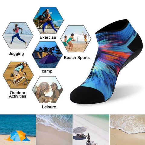 Quick Dry Protective Beach Sand Socks 10-50 Pairs