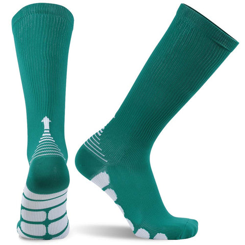 green compression socks