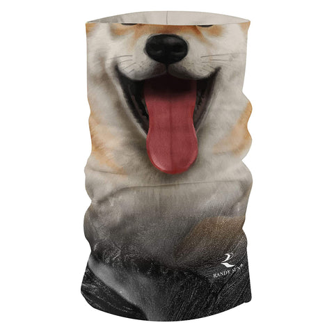dog design face cover