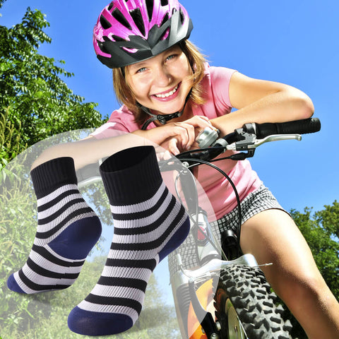 toddler waterproof cycling socks
