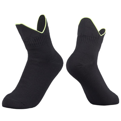 fish mouth waterproof socks