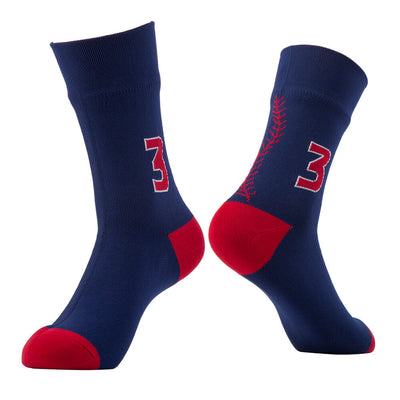 waterproof socks navy blue