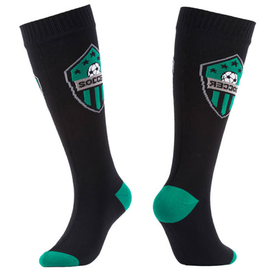 black green waterproof socks
