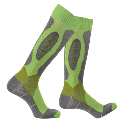 green knee waterproof socks