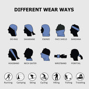 different wear ways
