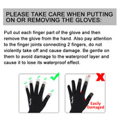 gloves note