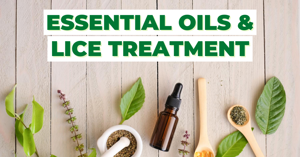 Essential Oils for Lice Treatment - A COMPLETE Guide