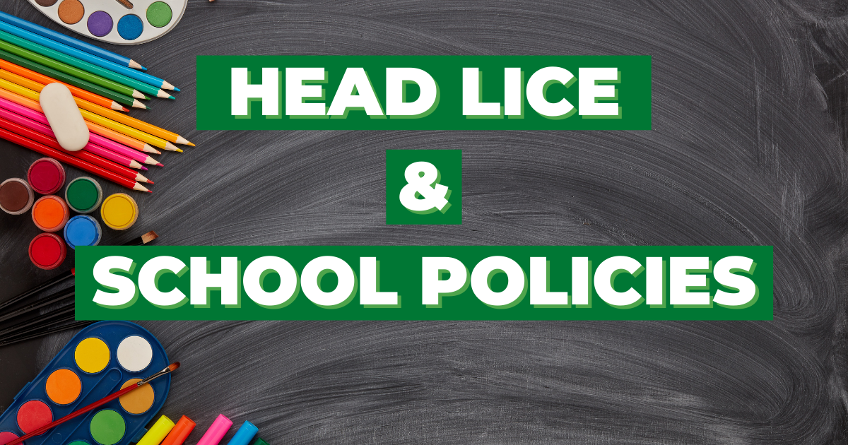 Back to School and Head Lice — Answers to Your Questions