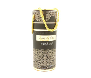 Rihanah Areej Al Oud Eau De Parfum Natural Spray for Unisex - 100 ml - TUZZUT Qatar Online Store