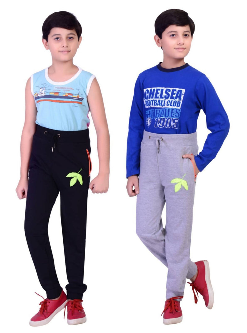 Boy's Track Pant pack of two - TUZZUT Qatar Online Store