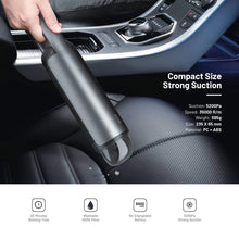 Load image into Gallery viewer, Porodo Portable Home Car Mini Vacuum Cleaner - TUZZUT Qatar Online Store