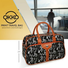 Load image into Gallery viewer, OKKO Tatoo Print Travel Bag