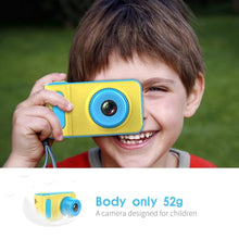 Load image into Gallery viewer, KidsCam™ Mini Digital Camera 2 Inch Cartoon Cute Toys for Kids + FREE 8 GB Micro SD Card